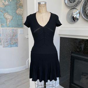 Leon Max limited edition dress black small